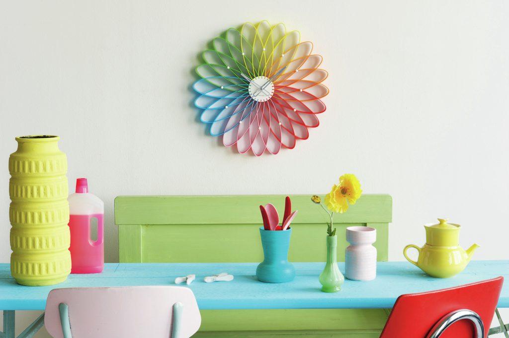 10 Contemporary Wall Clocks