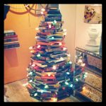 Six Fabulous Christmas Book Trees