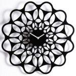 Black & Black Clock by Diamantini and Domeniconi