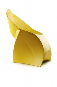 Contemporary flatpack furniture garden chair