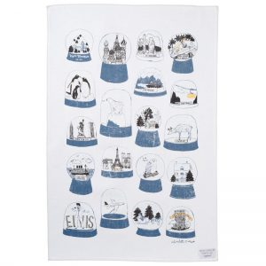 Winter snow globe home designs