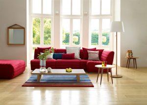 Conran modular sofa design