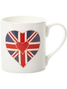 Designer china mug