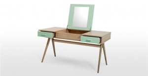 Contemporary home dressing table