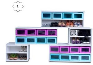 Stylish shoe storage ideas