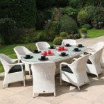 Modern Garden Furniture from Bridgman
