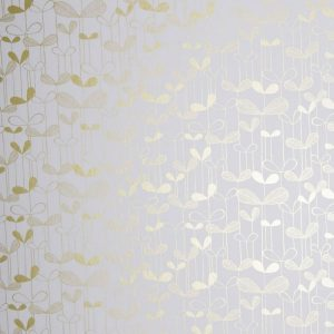 Contemporary metallic wallpaper wallcovering ideas