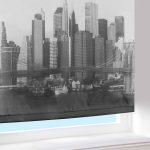New York design blackout roller blind