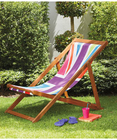 Contemporary garden furniture and chairs