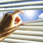 Using blinds to create the perfect conservatory environment