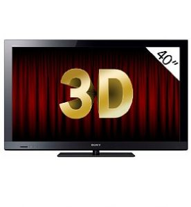 Sony Bravia KDL-40EX723 3D TV
