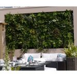 Create a living wall with Woolly Wally pockets