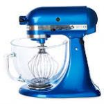 Kitchen Aid Artisan mixer on sale at Selfridges