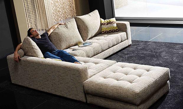 Sala Pequena Sofa De Canto ~ Corner Sofas – Ideal for a Modern Living Room  Fresh Design Blog
