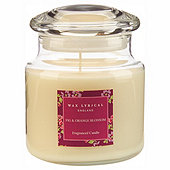 Scented fresh design candles for your home