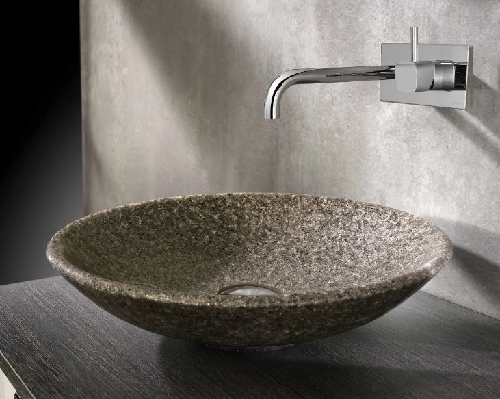Making A Stone Sink : Fresh design contemporary bathroom ideas