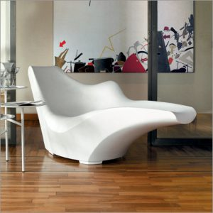 Contemporary Japanese designer daybed