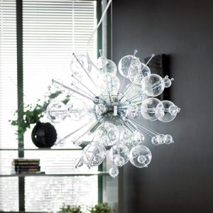 Fresh design glass pendant lighting