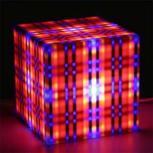 Techno innovation home lighting cube