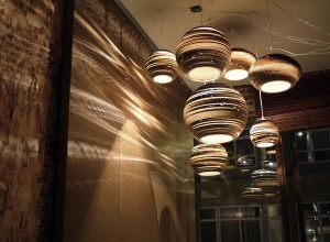 Contemporary scrap lights for modern homes