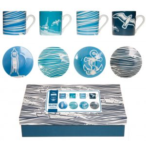 Nautical coastal kitchen accessories