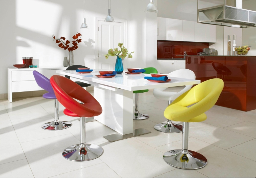 Funky Tank Dining Table And Chairs From Furniture Village Fresh Design Blog