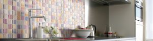 Kitchen tiles from The Tile Depot