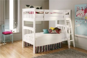 Bunk bed for child's room