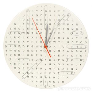 Novelty wall clock ideas