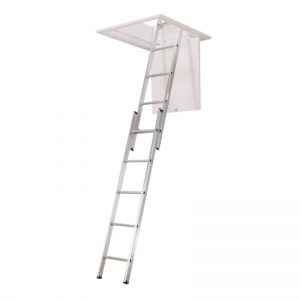 Access your loft with an extendable loft ladder