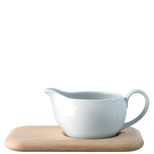 Contemporary dining sauce gravy boat