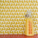 Rachel Powell design wallpaper: Woodstock and Prudence