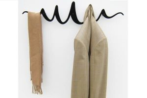 Contemporary fresh design coat rack