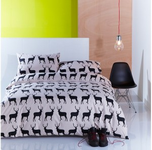 Anorak designer bedding set