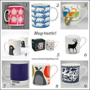 Best mugs for under £10 each Christmas gift ideas