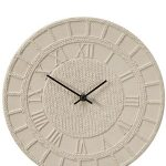 Fresh Design trend: Knitted effect clock