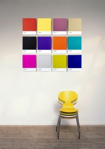 Pantone colours art canvas review