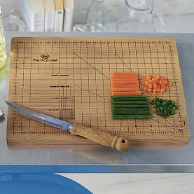 Fresh design precision cutting board