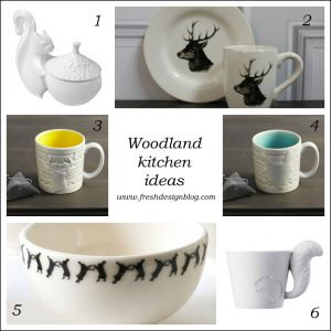 How to use the woodland theme trend in your home
