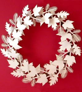 Best alternative fresh design home Christmas wreaths