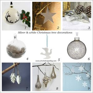 Fresh design Christmas tree decorations