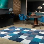 Fab Friday Bargain: Blue Eden pixel rug