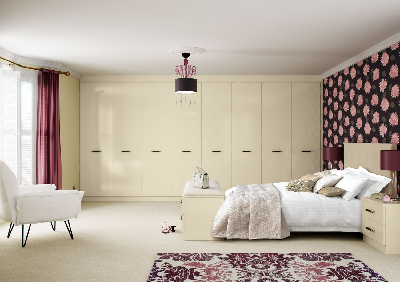 BUAT TESTING DOANG Fitted Wardrobe Design Ideas