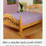 Fresh Design and Carpetright bedroom competition: Win a double bed