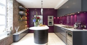 Contemporary designer kitchen