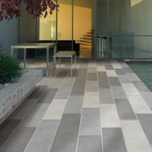 Contemporary home paving tile ideas