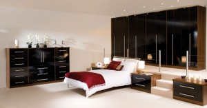 Fitted bedroom wardrobe furniture ideas