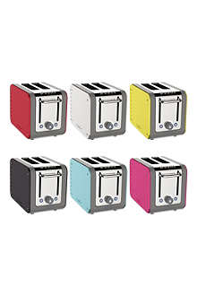 Contemporary Dualit Architect toaster colour