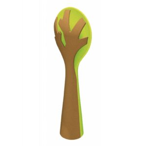Funky contemporary fresh design salad tree serving set