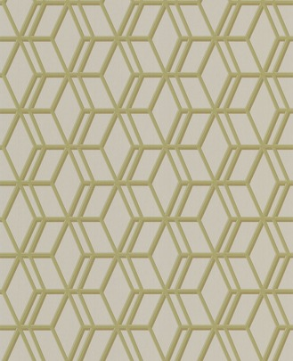 Ling geometric contemporary wallpaper